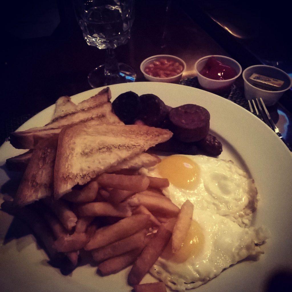 irish breakfast, bronx, ny